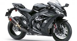 Kawasaki ZX 10 R Winter Test Edition